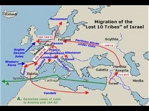 EP17 the HUNTING BLIND WITH DAEL: THE MIGRATION OF THE 10 TRIBES - PT2 LINGUISTIC EVIDENCE