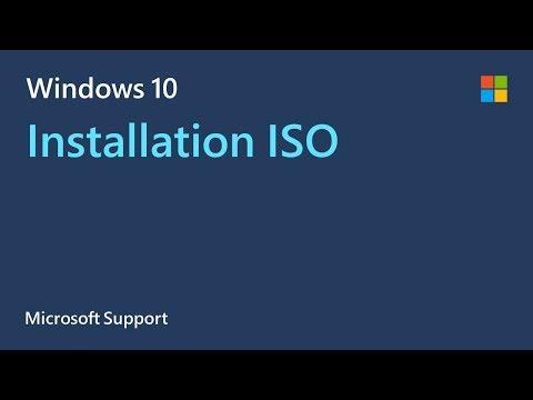 How To Create Windows 10 Installation ISO For Another PC | Microsoft