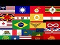 38 Alternate Countries in 15 Minutes