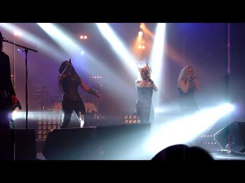 Celebrate - Doro, Liv Kristine, Veronica Freeman - Live @ MFVF 9, Octobre 22nd 2011