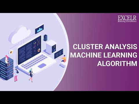 K-Means Clustering | Cluster Analysis | Machine Learning Algorithm | Data Science Tutorials - ExcelR