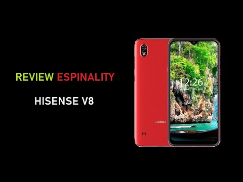 "Hisense V8 Android 9 Face ID ""Review"""
