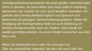 Німецькі Літери A1 A2 B1 Іспит 9 Супровідний Лист