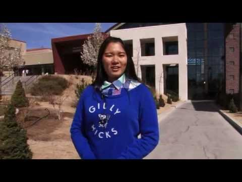 Truckee Meadows Community College Int'l Student Video Series - Kanako