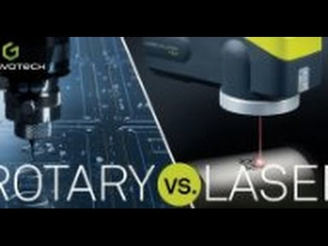 Laser vs Rotary: Which is Best for you? 10-11-16 Webinar Recording