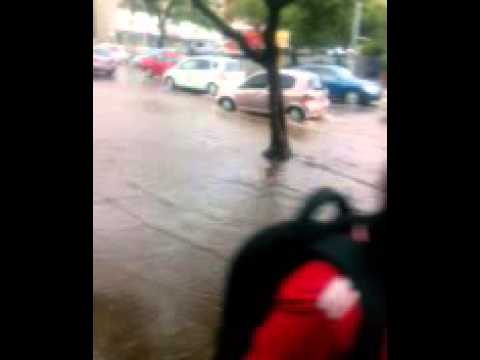 Flooding in Harare
