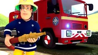 Feuerwehrmann Sam Deutsch Neue Folgen 🔥 Platz für Sam! Held im Einsatz 🚒 Zeichentrick für Kinder