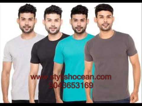 f5e03ee5f Plain tshirts Manufacturer in Tirupur | Low cost plain tshirts  manufacturing company