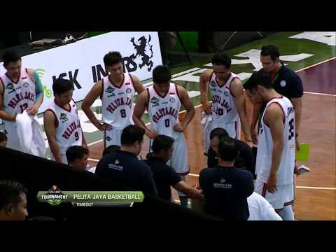 Stream IBL GOJEK Tournament 2018  Pelita Jaya Basketball vs Stapac Jakarta