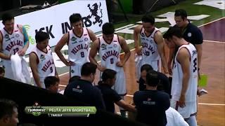 [Live Stream] IBL GOJEK Tournament 2018 - Pelita Jaya Basketball vs Stapac Jakarta