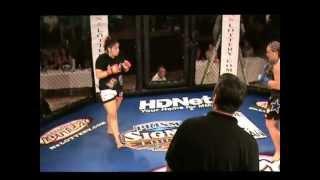 Disorderly Conduct MMA presents The Yin & The Yang Mercedes Timmerman vs.Tera Carper
