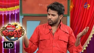 Hyper Aadi Raising Raju Performance | Jabardasth | 27th  October 2016 | ETV  Telugu