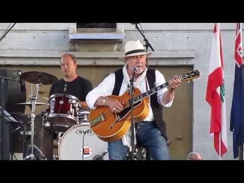 Bob Dylan - Like A Rolling Stone by Jim Byrnes ft. Steve Dawson