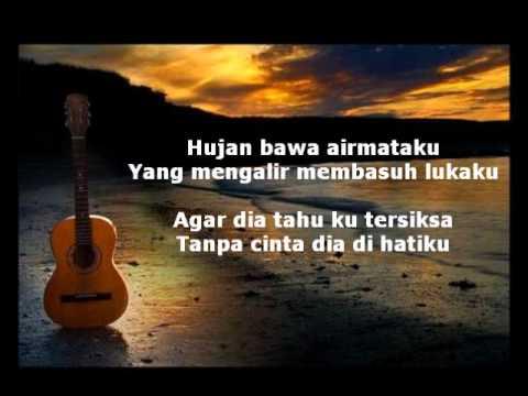 """Ombak Rindu"" - Minus One Acoustic by Ajek Hassan"