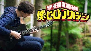 Boku no Hero Academia Season 2 Opening 2 - Sora ni Utaeba by Amazarashi - Fingerstyle Guitar Cover thumbnail