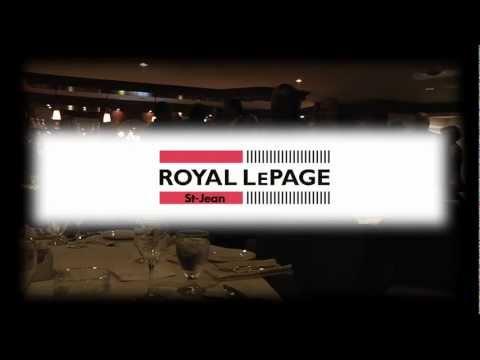 royal lepage st jean party 15 dec 2012