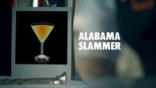 Alabama Slammer Drink Recipe - How To Mix