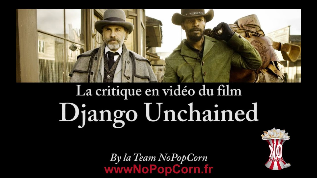 django unchained critique du film vf hd nopopcorn. Black Bedroom Furniture Sets. Home Design Ideas