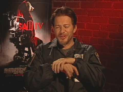 Costas Mandylor Interview - Saw IV