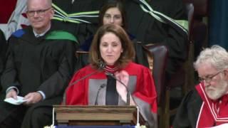 Cynthia Barnhart, Convocation 2016 Honorary Degree recipient