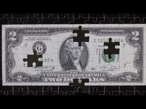Why $2 Bills Aren't Seen Very Often
