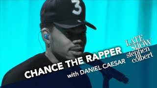 Chance The Rapper Debuts A New Song thumbnail