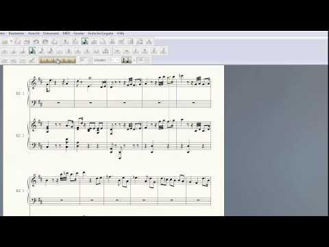 Tempo di Minuetto von Pugnani und Fritz Kreisler (2 E-Piano)