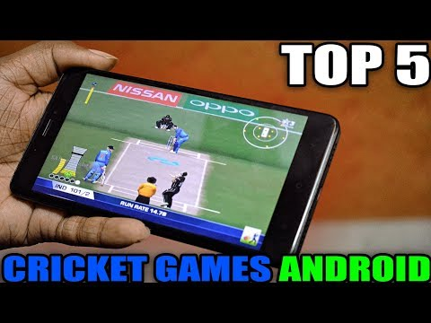 Stunning 5 Best Cricket Games For Android Ever Made!