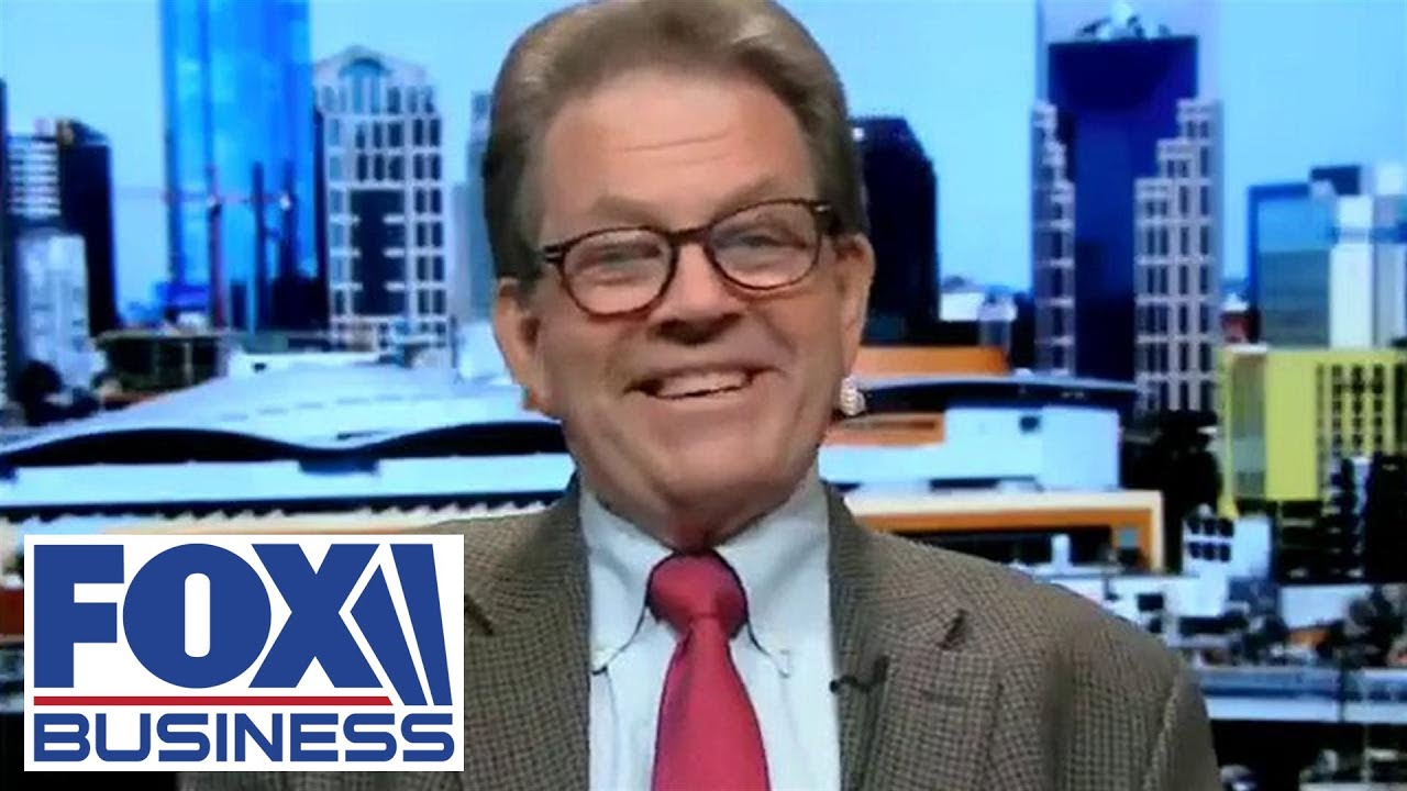 Art Laffer on economic recovery: Bounce will be 'very' V-shaped