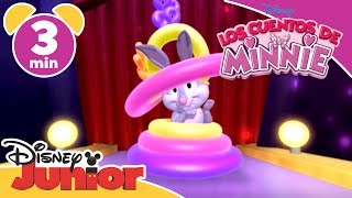 Los cuentos de Minnie: Emergencia de moda | Disney Junior Oficial