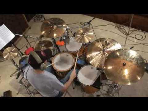 Rendezvous - Afro Cuban Big Band Drum Play Along - Joe McCarthy - Grammy Winning Afro Bop Alliance