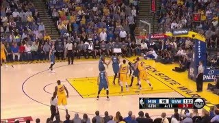 Minnesota Timberwolves vs Golden State Warriors - April 5, 2016 REACT WORLD