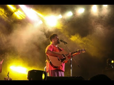 Lokada Kaalaji | Raghu Dixit LIVE at Techxetra 2017,TEZPUR UNIVERSITY