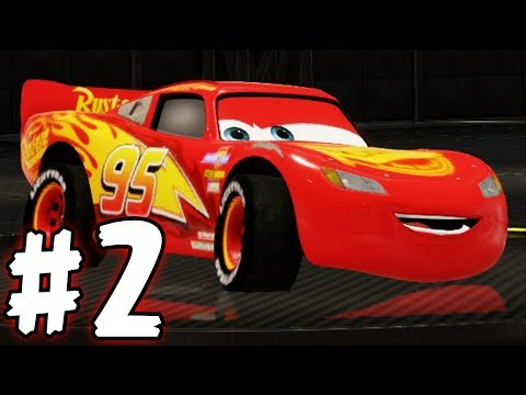 CARS 3 - The Videogame - Part 2 - Battle Race?