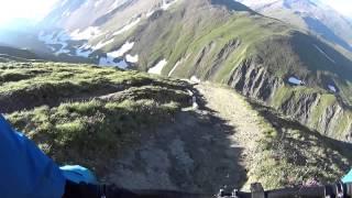 TMB   Tour du Mont Blanc 2015 by MTB