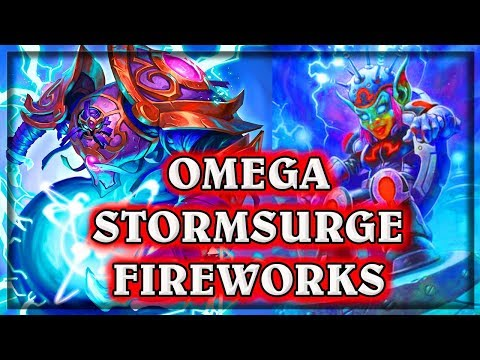 Electra Stormsurge Fireworks Show ~ The Boomsday Project ~ Hearthstone