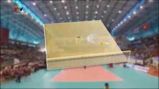Vietnam vs Kazakhstan - VTV Cup 2014 D5