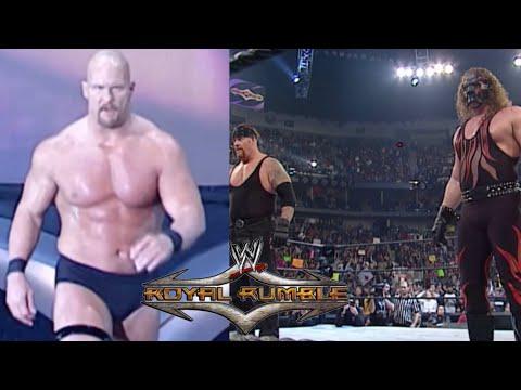 WWF Royal Rumble 2001 Match Highlights