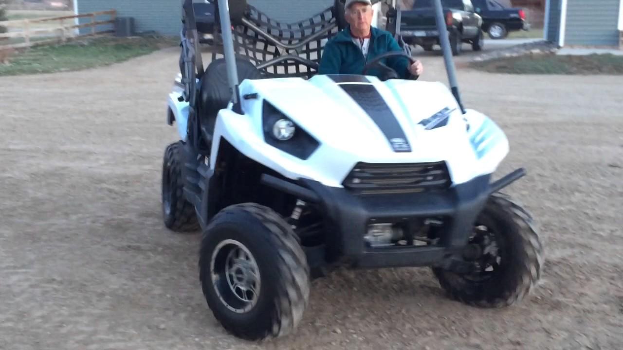 2013 Kawasaki Teryx 750 4x4 UTV - YouTube