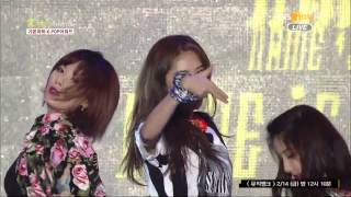 KBS Joy Gaon Chart K-pop Awards 4Minute - What's Your Name.
