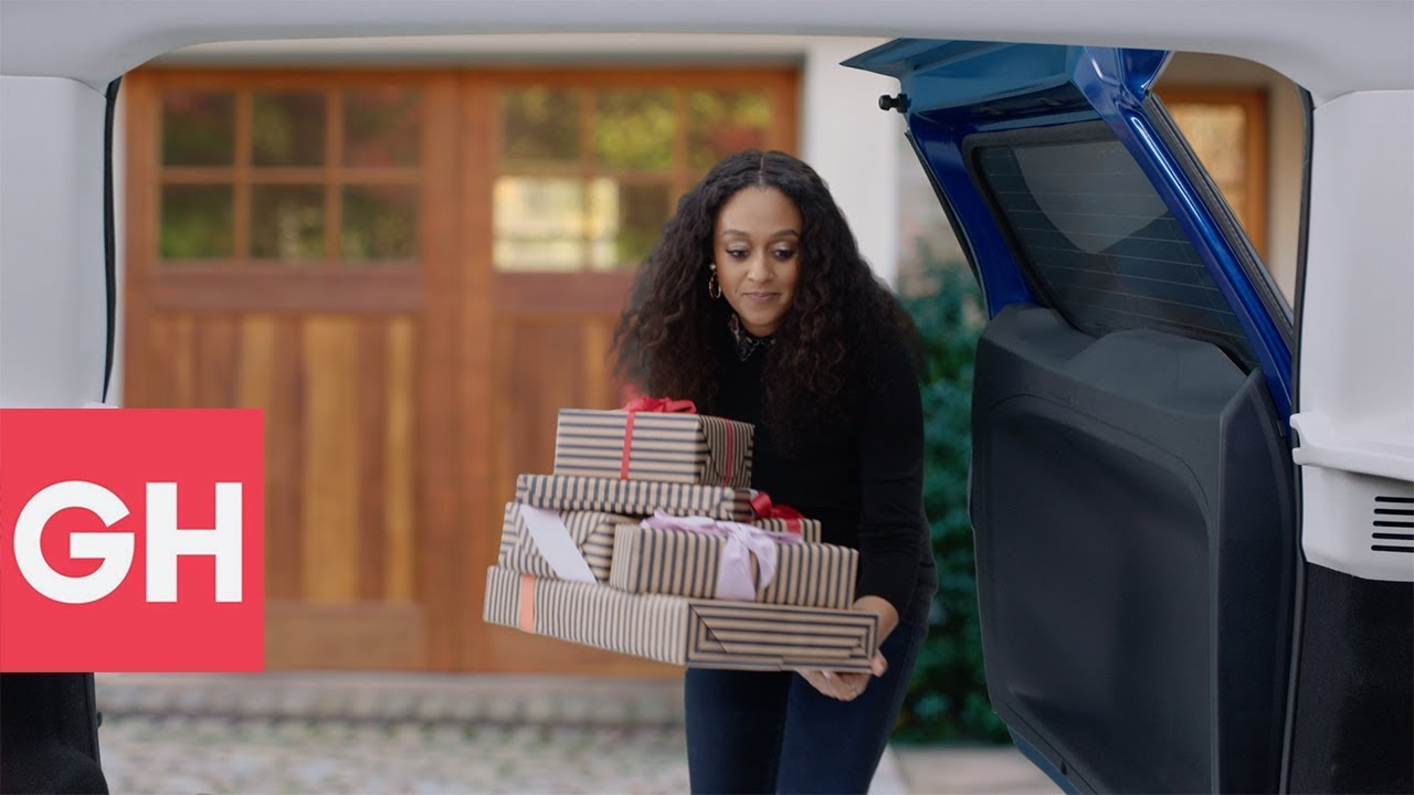 Tricks for Gift Wrapping On the Go | Created by Good Housekeeping for Ford EcoSport