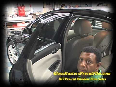 auto-glass---how-to-tint-doors-and-rear-windows