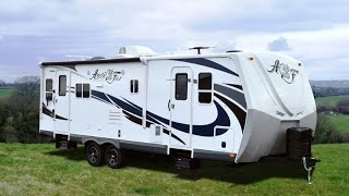 Innovative Instant Video Play U0026gt; 2005 Northwood Arctic Fox 25u0026#39; Travel Trailer