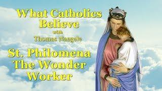 Video St. Philomena the Wonder Worker download MP3, 3GP, MP4, WEBM, AVI, FLV September 2017