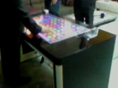 interactive Table Singapore