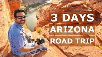 3 Days Arizona Road Trip to Grand Canyon, Antelope Canyon, and Horseshoe Bend