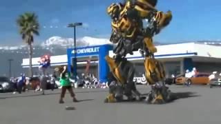 Carro Robô