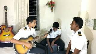 SHARADIN TOMAY BHEBE - acoustic cover ( সারাদিন তোমায় ভেবে-সুবীর সেন ) covered by BMFA cadets!