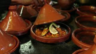 Dining at Comptoir Darna, Marrakech - Africa on a Plate | The Africa Channel
