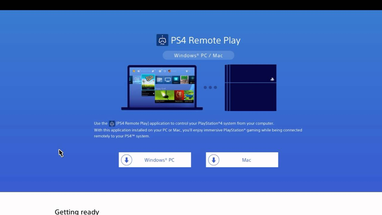ps4 remote play from anywhere